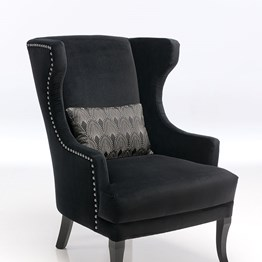 42nd Street Wing Chair
